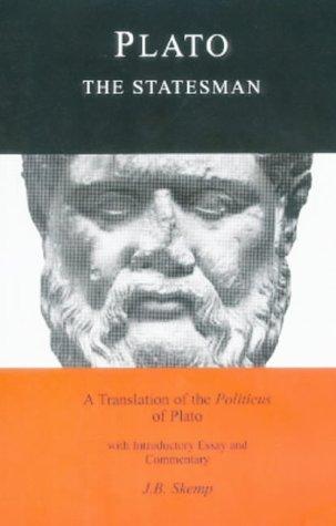 Plato: Statesman (Classical Studies)