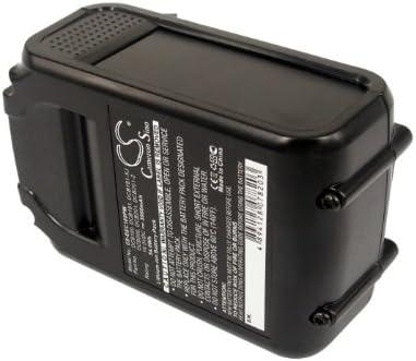 Cameron Cameron Cameron Sino 3000 mAh 54.0wh batteria di sostituzione per Dewalt DCG412B | Alta qualità ed economico  | Up-to-date Styling  | Per La Vostra Selezione  8854a1