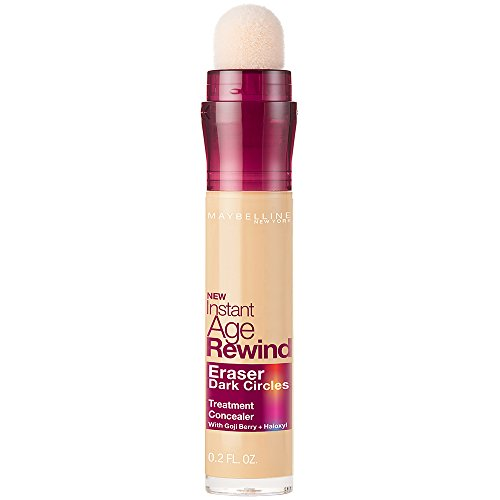Maybelline New York Instant Age Rewind Dark Circle Concealer, Neutral, 6ml