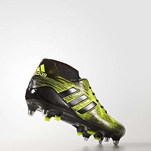 adidas Herren Adizero Malice SG Rugbyschuhe noir/noir/noir