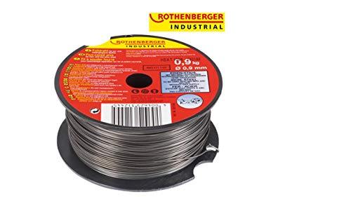Rothenberger Industrial Fülldraht für un- und niedriglegierte Stähle, Ø 0,9 mm; Gewicht: 0,9 kg