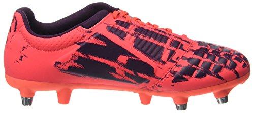 Di Fuoco Pro Accuro Ux Umbro Scarpe Sg corallo Fioritura Invernale Da Calcio Uomo Multicolore fwp5qvP