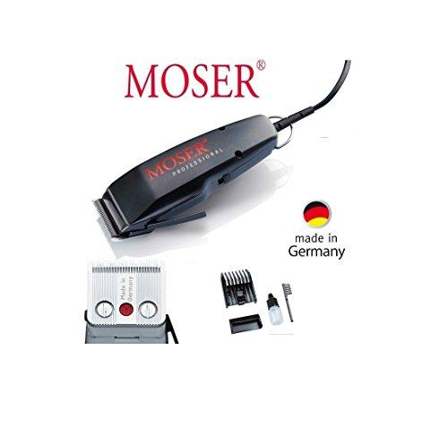 Rotschopf24 Edition: Moser Haarschneider mit Profischneidsatz und vielen Schnittlängen! 42743