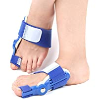 YIOY Zehen Separatoren (2X) Nachtschiene Fuß Schmerzlinderung Füße Pflege preisvergleich bei billige-tabletten.eu