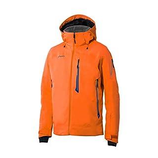 Phenix Herren Boulder Jacket Skijacke, Orange (OR), Gr. 50/M