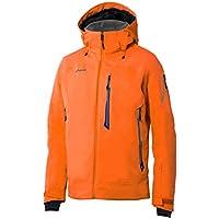 Phenix Hombre Boulder Jacket Chaqueta de esquí, Naranja, ...
