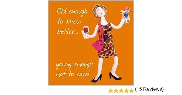 50th Birthday Card Fabulous at 50 Ladies Who Love Life Amazon – Birthday Cards 50