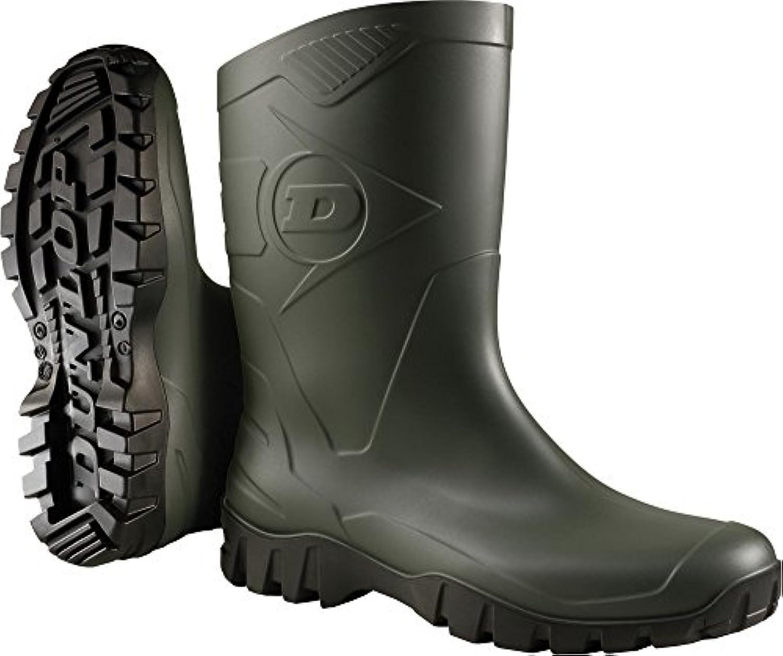 Dunlop Stiefel Deed Grün/Schwarz Gr. 38  Billig und erschwinglich Im Verkauf