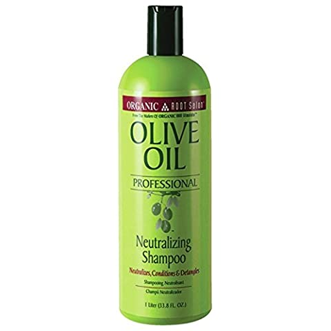 ORS OLIVE OIL PRO SHAMPOO NEUTRALIZING 1 lt (Shampoos)