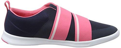 Lacoste Avenir Slip 118 1 Spw, Sneaker Donna Blu (Nvy/pnk)