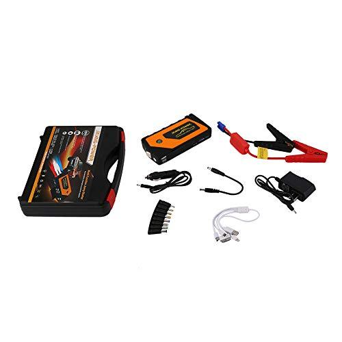 Notfall-licht-kit (Panamami 12 v 13600 mah multifunktions Auto ladegerät Batterie starthilfe 4 USB led licht Auto Notfall Mobile energienbank Tool kit)