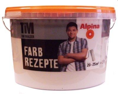 ALPINA Farbe Tim Mälzer Farbrezepte 2,5 L, Nebelzauber