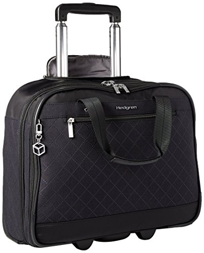 Hedgren Diamond Star Onyx Mobile Office 43 cm Black -