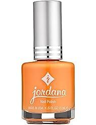 Jordana Nail Polish - sweet orange, 1er Pack (1 x 1 Stück)