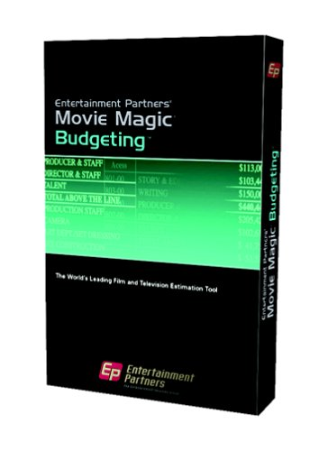 Movie Magic Budgeting 5.7 (Mac)