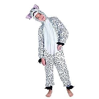 Unbekannt Aptafêtes–cs850100–Kostüm–Plüsch–Dalmatiner Max–Größe 140cm