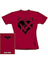 Official Merchandise - T-shirt - Femme rouge Red