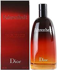 Dior Perfume Christian Dior Fahrenheit for Men Eau de Toilette 200ml