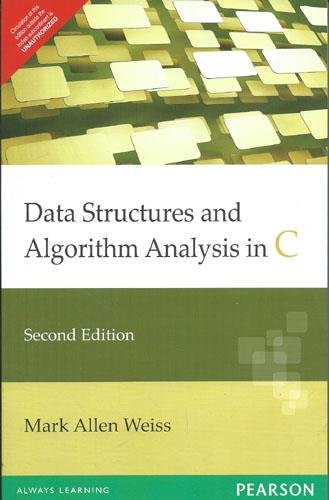 Data Structures and Algorithm Analysis in C, 2e