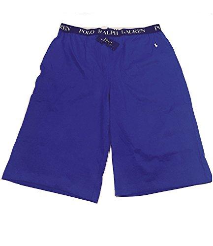 Polo Ralph Lauren Slim Short Pyjama Hose Sleepshort M Graphic Royal
