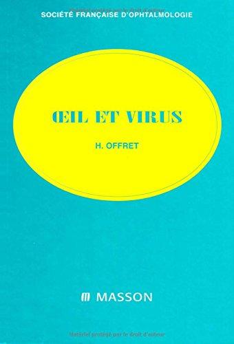 Oeil et virus, rapport sfo 2000