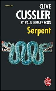 """Afficher """"Un roman tiré des dossiers de la NUMA Serpent"""""""