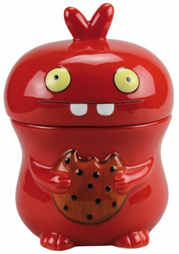 Uglydoll 02493 Cookie Jar BABO, rot