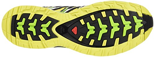 Salomon Xa Pro 3d Gtx, Chaussures de Trail Ou de Course Homme Amarillo (Corona Yellow / Granny Green / White)