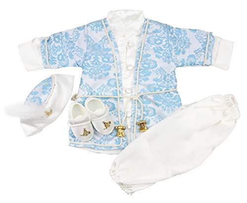 Farben und Größen Mevlüt Mevlid Anzug Taufe Taufkleidung versch