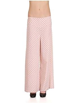 Embok Regular Fit Women Pink Trousers