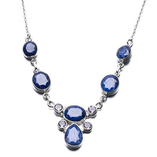 stargems-tm-con-zaffiro-naturale-e-ametista-unico-design-925-sterling-silver-necklace-19-3-4