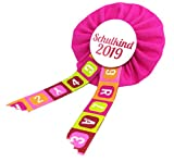 AnneSvea Orden Schulkind 2019 pink Einschulung Schultüte Zuckertüte Deko Geschenk Mitbringsel
