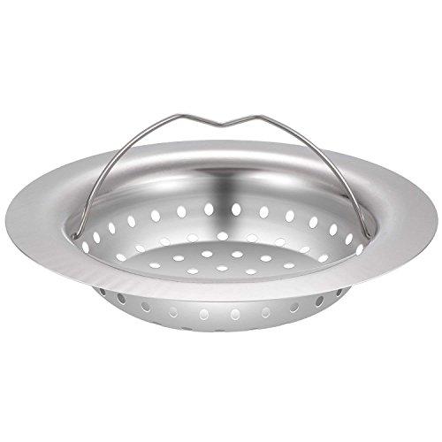 """Siebkörbchen, 2-Pack PChero Edelstahl 11cm / 4.33 \""""Außen-Durchmesser Küche Sieb"""