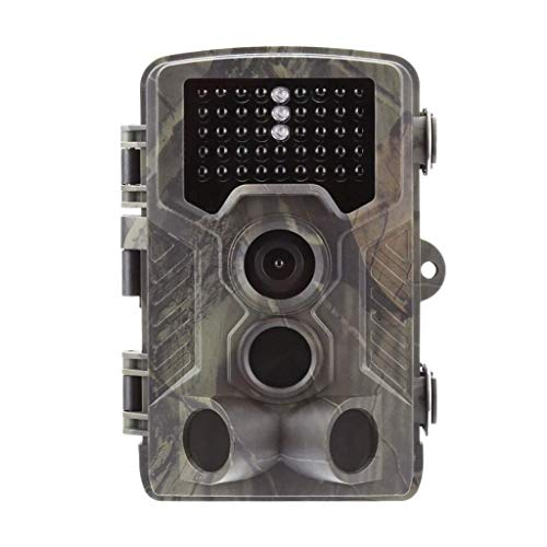 JIANPING Kamera Wildlife Trail4G Jagdkamera IP65 Home Security Monitoring 16MP Mit Nachtsicht 1080P HD Infrarotkamera 2,0 Zoll LCD-Bildschirm, Geeignet Für Den Außenbereich Ultra-helle Lcd-bildschirm
