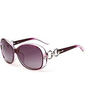 Gafas de sol polarizadas de las señoras/Elegantes gafas de sol coreanos/Gafas de sol moda multicolor