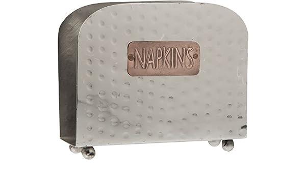 Home Essentials 80977-HE Napkin Holder Nickel Finish