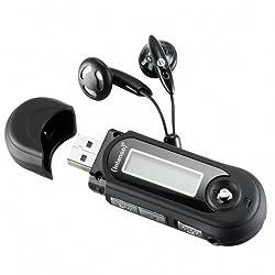 Intenso Music Walker MP3-Player 8 GB (USB 2.0) schwarz