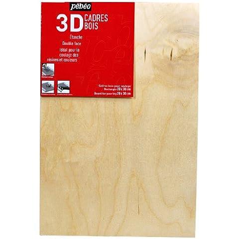 Pebeo 777632 - Tablero de madera para dibujar