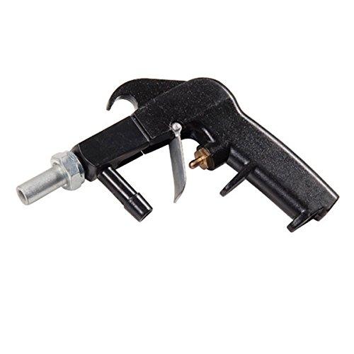 Sandstrahlpistole für mobile Sandstrahlkessel mit Absaugung - Mobile Absaugung