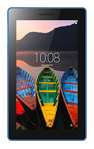 Lenovo Tab 3 Essential Tablet (7 inch, 8GB,Wi-Fi Only), Black