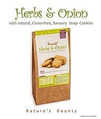 Grainny's Organic Whole-Grain Gluten-Free Vegan Herbs 'n' Onion ( 360 gms.)