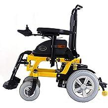 BEN-YI Silla de Ruedas para discapacitados Silla de Ruedas eléctrica Old Man Old Scooter