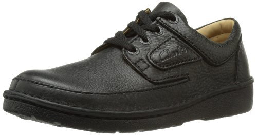 Clarks Nature 2 , Men's Lace-Up Shoes - Black, 45 EU