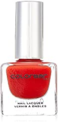 Colorbar CNL125 Luxe Nail Lacquer, Red, 12ml
