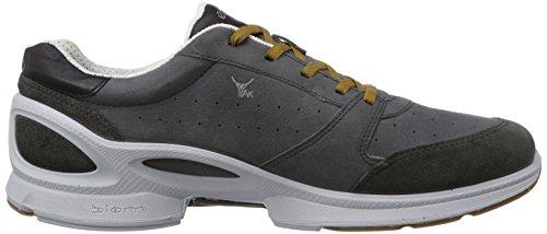 Ecco  BiomEvoTrainer, Chaussures de course homme Gris - Grau (D.Sha/D.Sha/D.Tobacco59926)