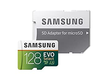 Samsung MB-ME32GA/AM 32GB microSDHC EVO Select hafıza kartı adaptörü 128 GB MB-ME128GA/AM