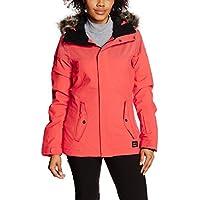 O \'Neill Chaqueta de esquí PW Señal Jacket, otoño/Invierno, Mujer, Color Poppy Red, tamaño XS