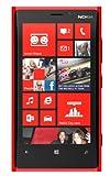 Nokia Lumia 920 Smartphone, Rosso [Italia]