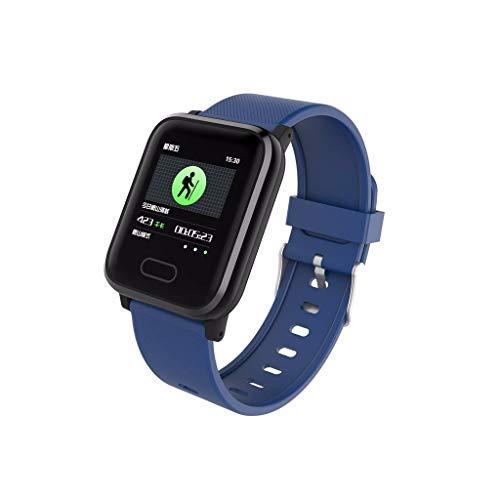 UJUNAOR Smart Watch Sport Fitness Aktivität Herzfrequenz Tracker Uhren Kalorien IP67 Schlaf-Monitor 2019 Neu Urhen(C)