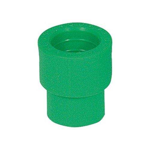 Aqua-Plus - PPR Rohr Reduzierstück d = 25 x 20 mm, grün